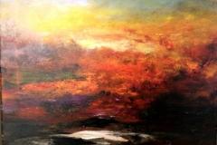 Abstrakt landskab
