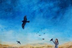 Molly Jo og de sorte fugle solgt